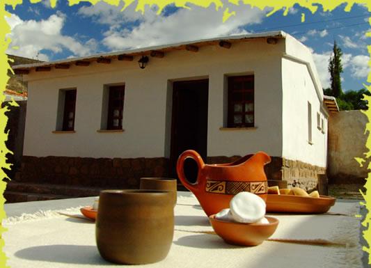 Casa de Amena, en Tilcara