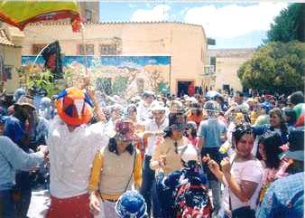 Carnaval 2006 en la Quebrada de Humahuaca